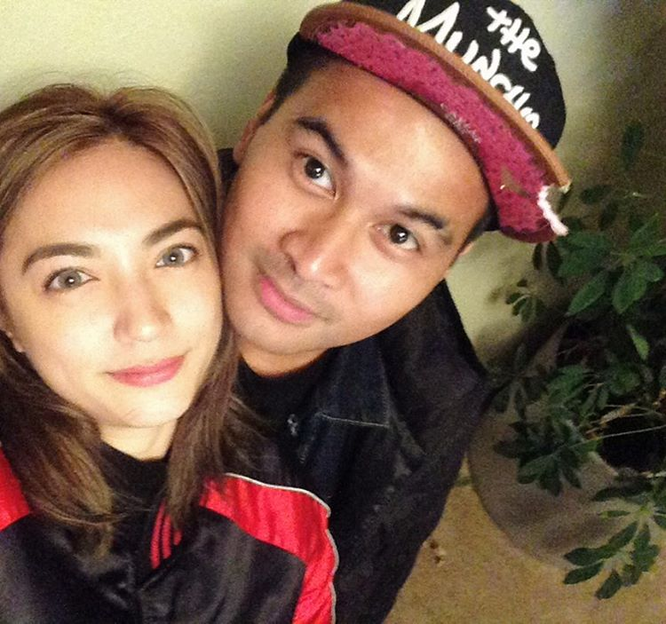 """IN PHOTOS: Joem Bascon with his one and only """"Lablab"""""""